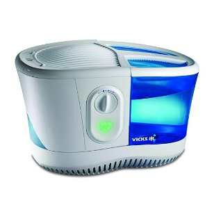 Vicks 1 gallon cool mist humidifier