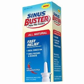 Sinus buster allergy formula by sinus buster - .68 ounces