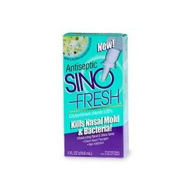 Sinofresh moisturizing nasal & sinus spray 1 fl oz (29.6 ml)