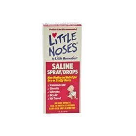 Children's little noses nasal spray - 1 oz.