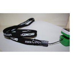 Around-the-neck lanyard for nonin go2 pulse oximeter
