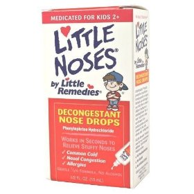 Little noses decongestant drops - 0.5 fl. oz.