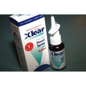 Xlear nasal wash 1.50 ounces