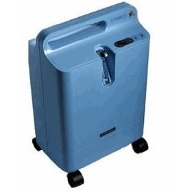 Everflo oxygen concentrator with opi - msrp 2,395