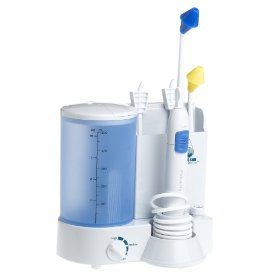 Grossan hydro pulse nasal and sinus irrigation system with the original grossan sinus tip