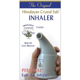 Original himalayan crystal salt inhaler