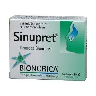 Bionorica sinupret adult strength