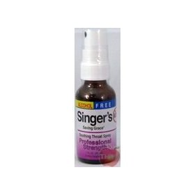 Herbs etc - singer's saving grace - 1 fl oz