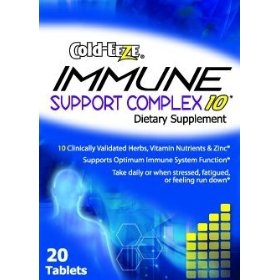 Immune support complex 10 20 tablets