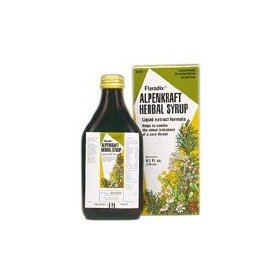 Salus haus alpenkraft herbal cough syrup 8.5-ounces