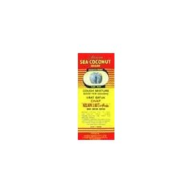 African sea-coconut cough mixture 177 ml.