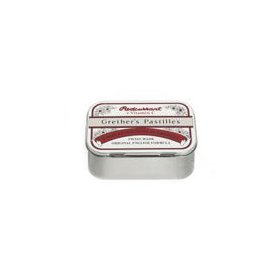 Grether's sugarless red currant pastilles 3.75 oz pastilles