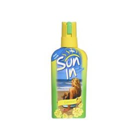 Sun-in hair lightener lemon - 4.7 oz