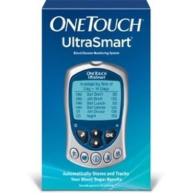 Onetouch ultrasmart blood glucose monitoring system