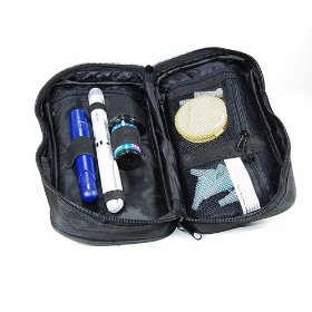 Bkooler diabetic pen and vial travel wallet keep medication between 36 -46 degrees for up to 4-5 hours at 70 degrees hours stays cool for up to 10 hours - (temp tests preformed by insulin case shop)