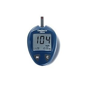 One touch ultra blood glucose meter only