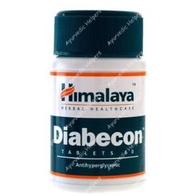 Diabecon / glucocare - himalaya - 60 tablets