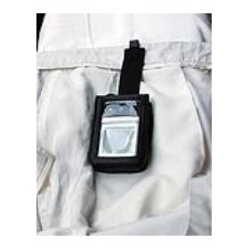 Invisible insulin pump holder worn on the inside of your clothing
