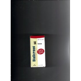 Diascreen 1k ketone test strips