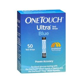 One touch ultra 50 diabetic test strips