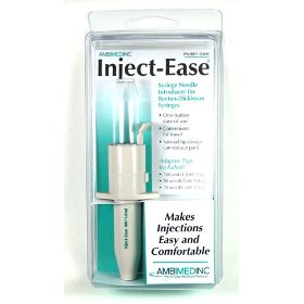 Ambimed inc inject-ease automatic injector -injections made easy