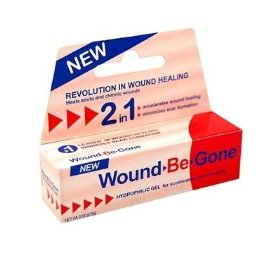 Wound-be-gone healing gel (5g)