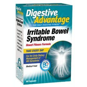 Digestive advantage ibs - irritable bowel system, capsules, 96-count