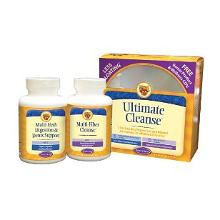 Natures secret / irwin naturals ultimate cleanse
