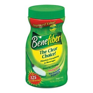Benefiber powder