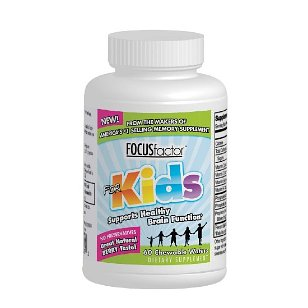 Vital basics / focus factor focus factor for kids
