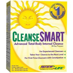 Renew life cleansesmart advanced
