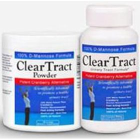 Discover nutrition (cleartract) cleartract d-mannose