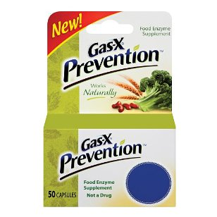 Gas-x prevention