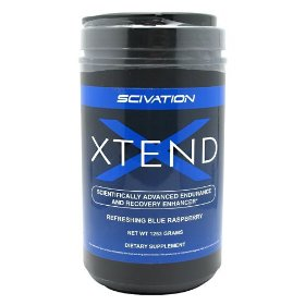 Scivation, xtend, refreshing blue raspberry, 1253-grams