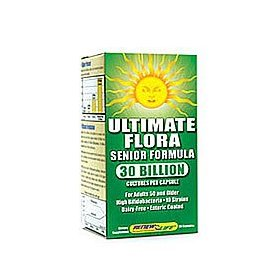 Ultimate flora senior formula 30 billion 60 vegicaps