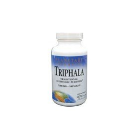 Triphala traditional ayurvedic purifier 180t 180 tablets