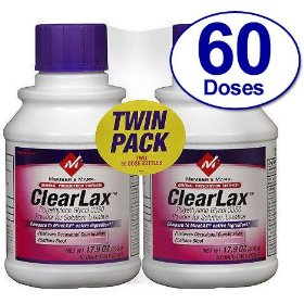 Member's mark clearlax - 2, 17.9-ounce