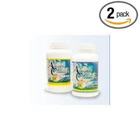 Almighty cleanse advanced colon cleanser danny vierra (1 kit) formula 1 (regulate) 45 caps & formula 2 (purify) 140 caps