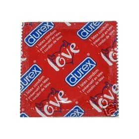 36 durex maximum love condoms new! larger and thinner condom for more sensitivity and sensation