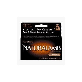 Trojan natural lamb lubricated condom qty 24 condoms