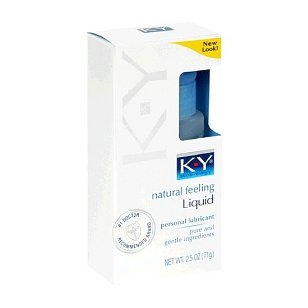 K-y natural feeling liquid