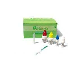 Rapid response strep-a test kit (str-15s25) rr 25 strips/box