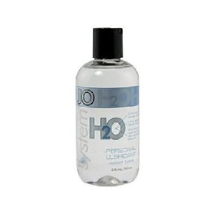 System jo h2o lubricant, 8-ounce bottle