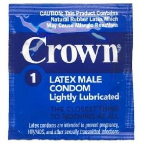 Okamoto crown: 50-pack of condoms