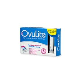Ovulite unlimited testing personal ovulation microscope