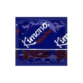36 kimono microthin condoms, value pack, ultra thin premium latex