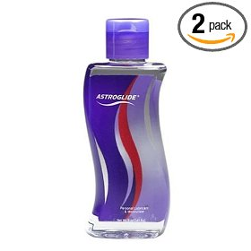 Astroglide personal lubricant, 5-ounce bottles (pack of 2)