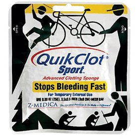 Adventure medical kits quikclot sport