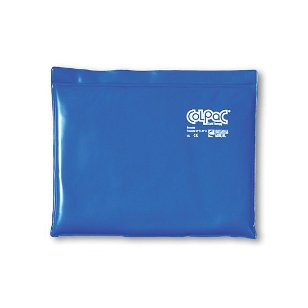 Cold pack - colpac brand - blue vinyl - 7 sizes