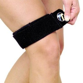 Pro-tec iliotibial band compression wrap